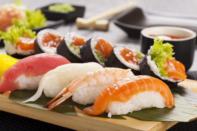 cách làm Nigiri Sushi