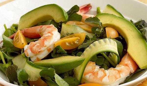 Các món salad