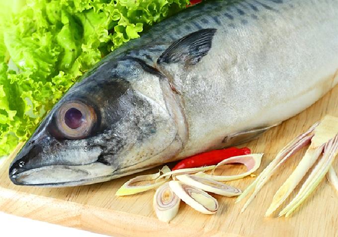 cá saba chứa nhiều dinh dưỡng